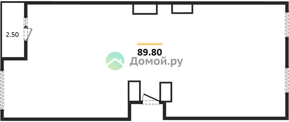 3-комнатная квартира в ЖК Царская площадь